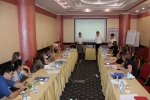 Regional training on monitoring the access and quality of services for people living with HIV