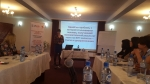 Training on PLHIV rights protection in Shymkent