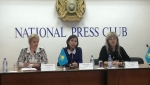Kazakh activist working successfully in the National Commission for Women's Affairs under the President of RK
