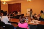 Training on Communications in Kyrgyzstan