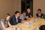 Meeting dedicated to the «Stigma Index» Survey launch in Almaty