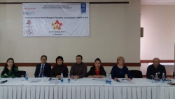 The National Forum of PLHIV of Kyrgyzstan