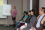 Training for trainers on the formation of a tolerant attitude