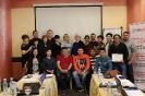Тренинг для тренеров по правам ЛЖВ, 10-12 марта 2015 г., г. Алматы